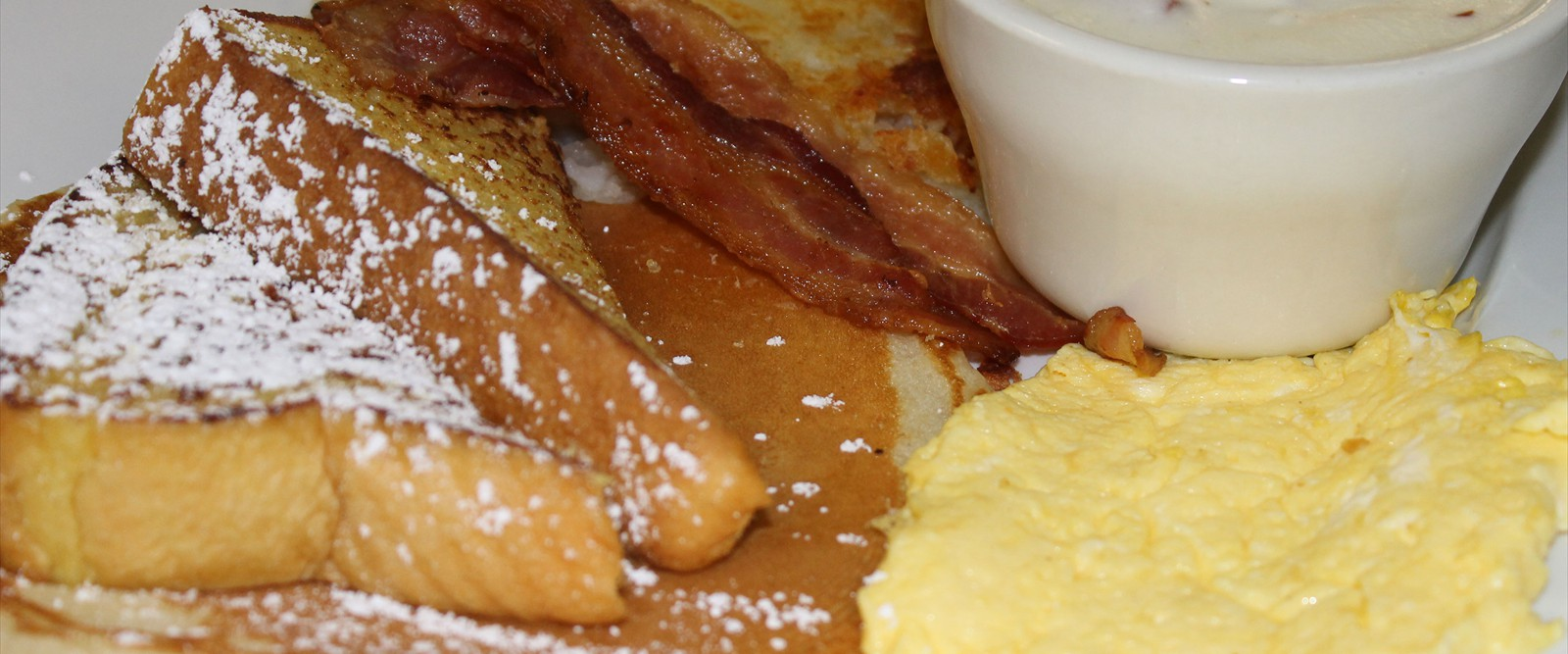 Start Your Day With A Choice From Our Breakfast Menu!