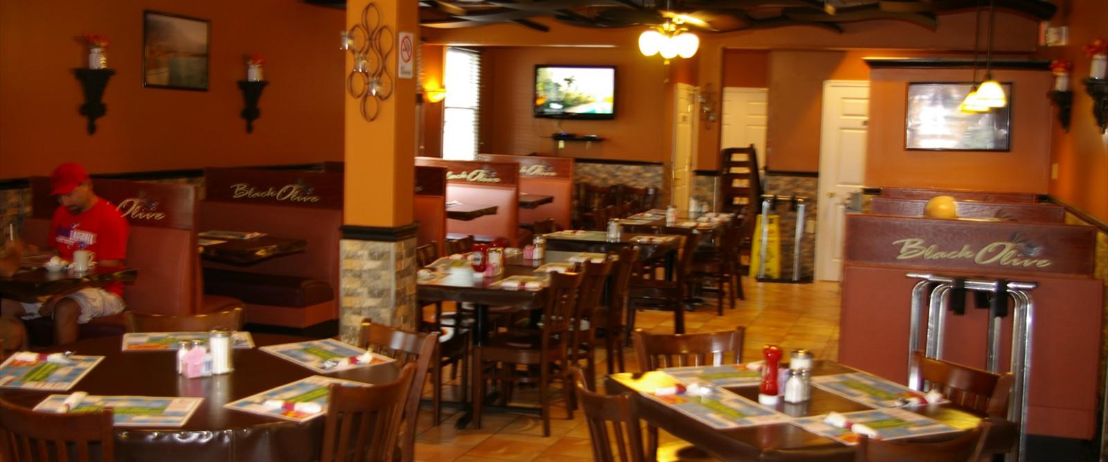 Black Olive Restaurant & Pizzeria
